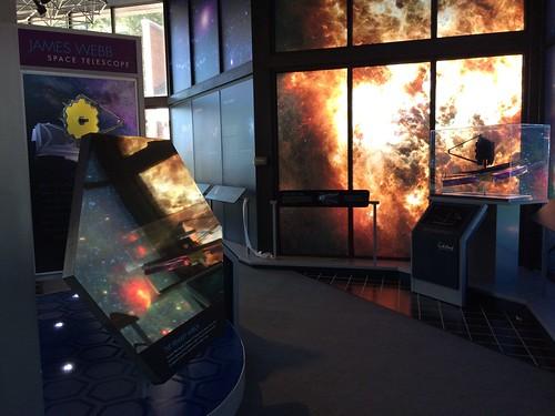 New Visitor Center Exhibit