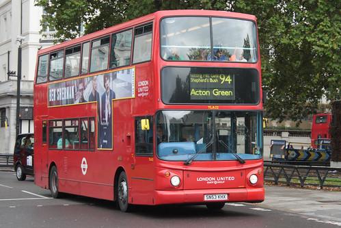 London United TLA22 SN53KHK
