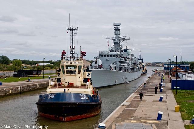 HMS Iron Duke (F234)