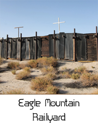 eagle mountain railyard