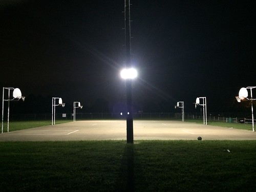 Hoop Nights (September 18 2014)