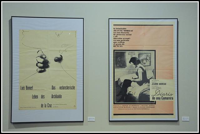 Luis Buñuel_Carteles_Foto Atmosferacine