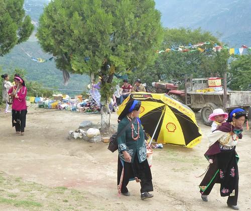 CH-Danba-Jiaju-Festival-Site (4)