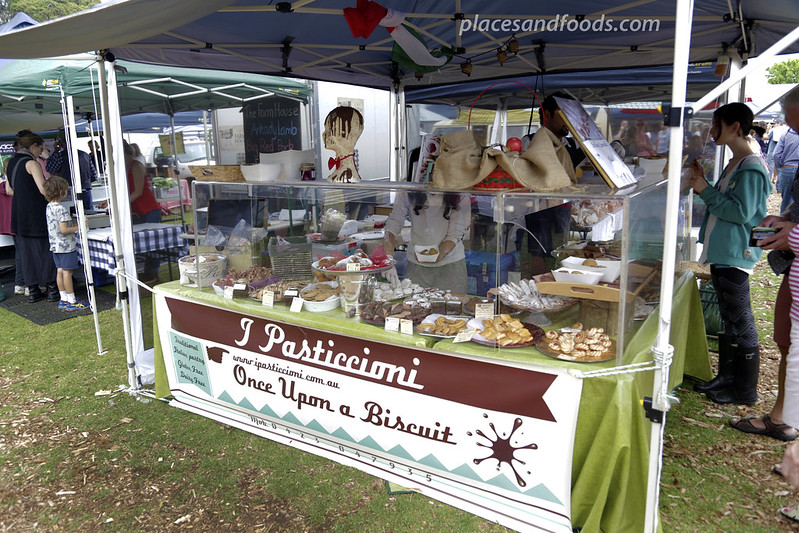 margaret river farmers market food stall