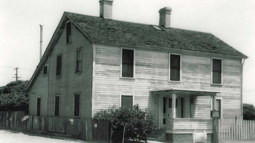 William Heath Davis House