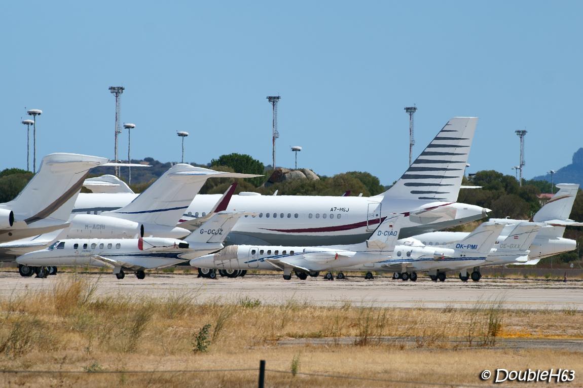 Olbia Costa Smerlada aéroport [OLB/LIEO] - Page 3 21884017820_9fcd24716c_o