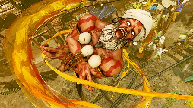 Street Fighter V, Image 04