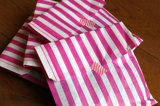 The Foldline Goodie Bags for SewBrum