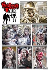 Paris, Zombie Walk 2015 (BD)