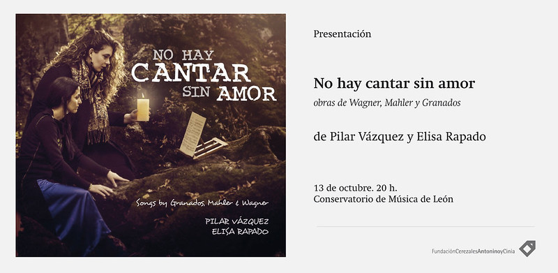 Presentación No hay Cantar Sin Amor FCAYC