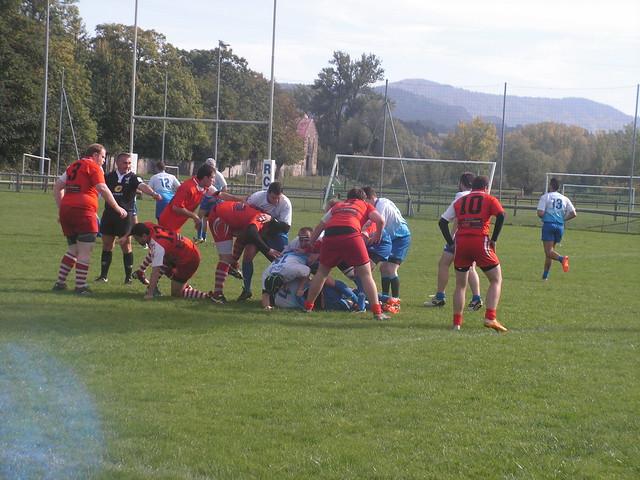 Brives Ch vs Cspg 2015