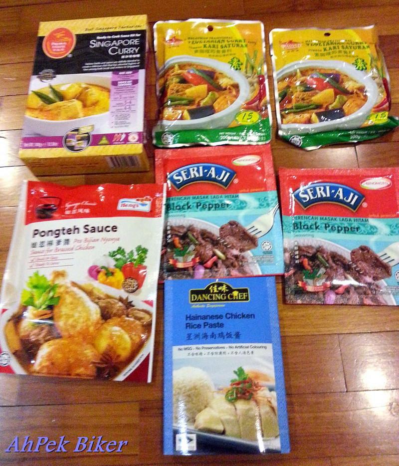 Malaysian food(1)