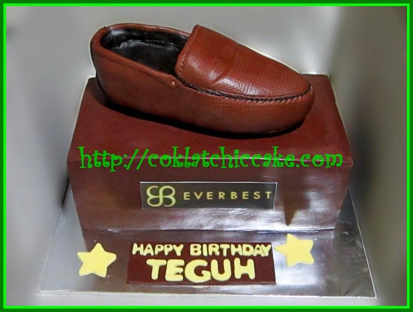 Cake Sepatu Everbest