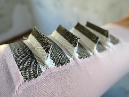 Zebra fabric stroke sensor (version 3)