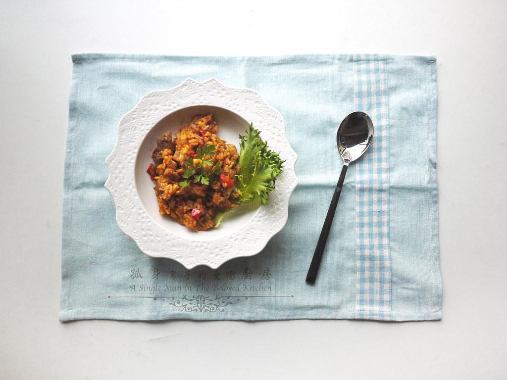 孤身廚房-Jambalaya什錦飯──美國南方多元風情文化融合的經典料理33