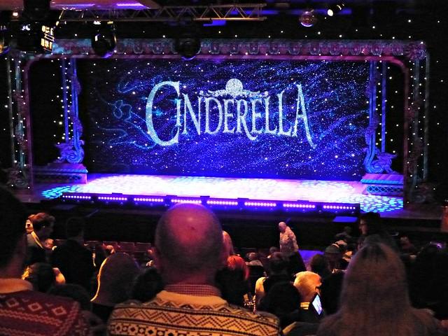Cinderella, pantomime