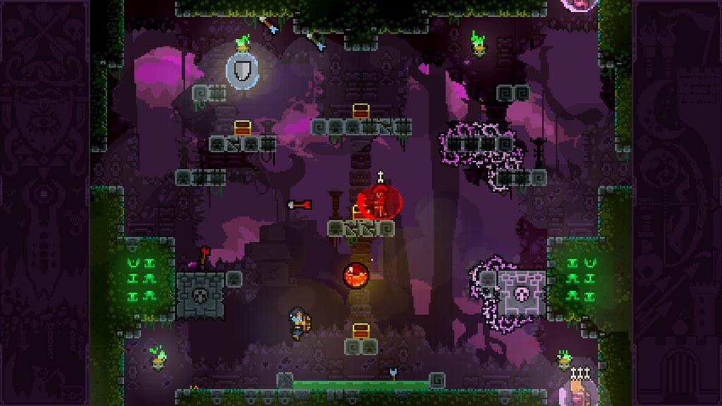 TowerFall Ascension, Dark World