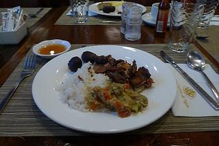 Vigan - Hotel Veneto breakfast