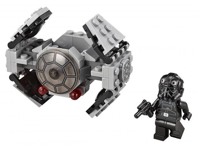 LEGO Star Wars 2016 | 75128 - TIE Advanced Prototype