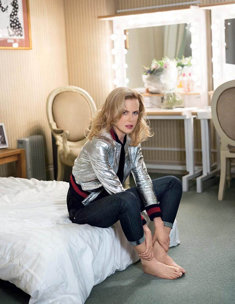 Николь Кидман — Фотосессия для «Vogue» UK 2015 – 1