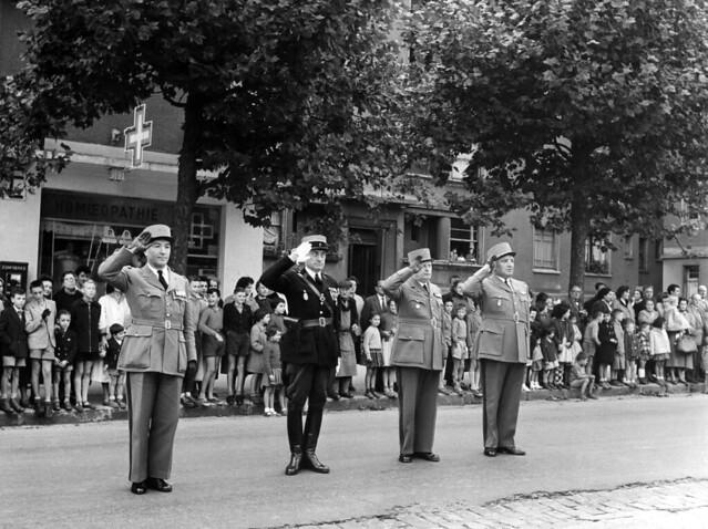 Gendarmes du Plessis-Robinson - Photos anciennes
