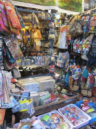 Bangkok: c'est ici que Mister J a enfin trouvé un portefeuille plus ou moins convenable.