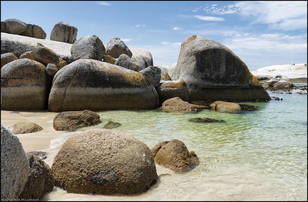 Boulders beach google maps