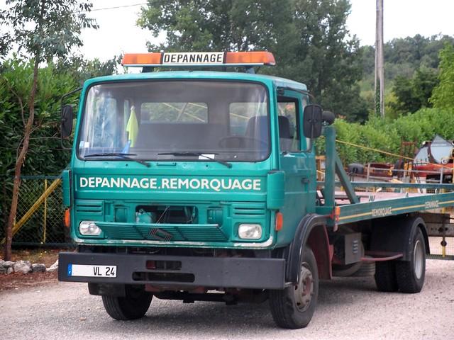 RENAULT S Plateau dépannage