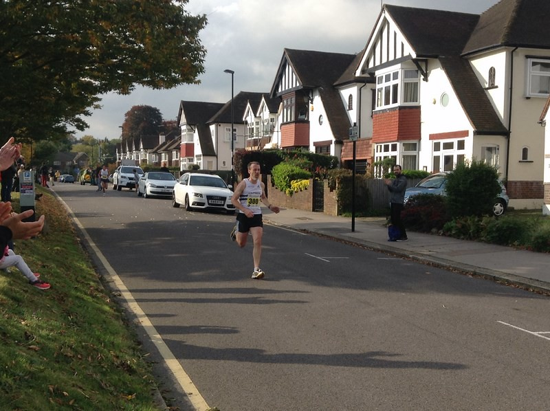 Croydon 10k - October 2015