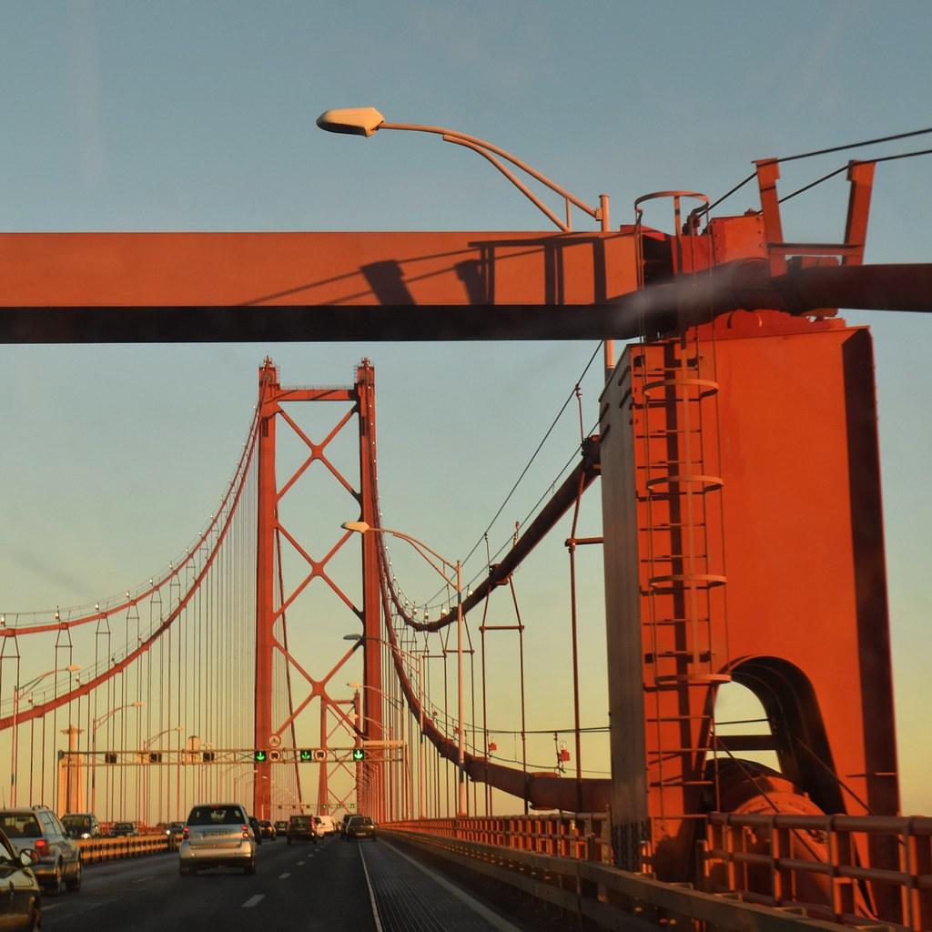 Ponte do 25 Abril, Lisboa