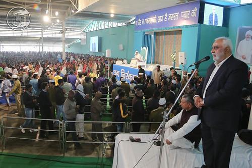 Member Executive Committee SNM, Narinder Singh