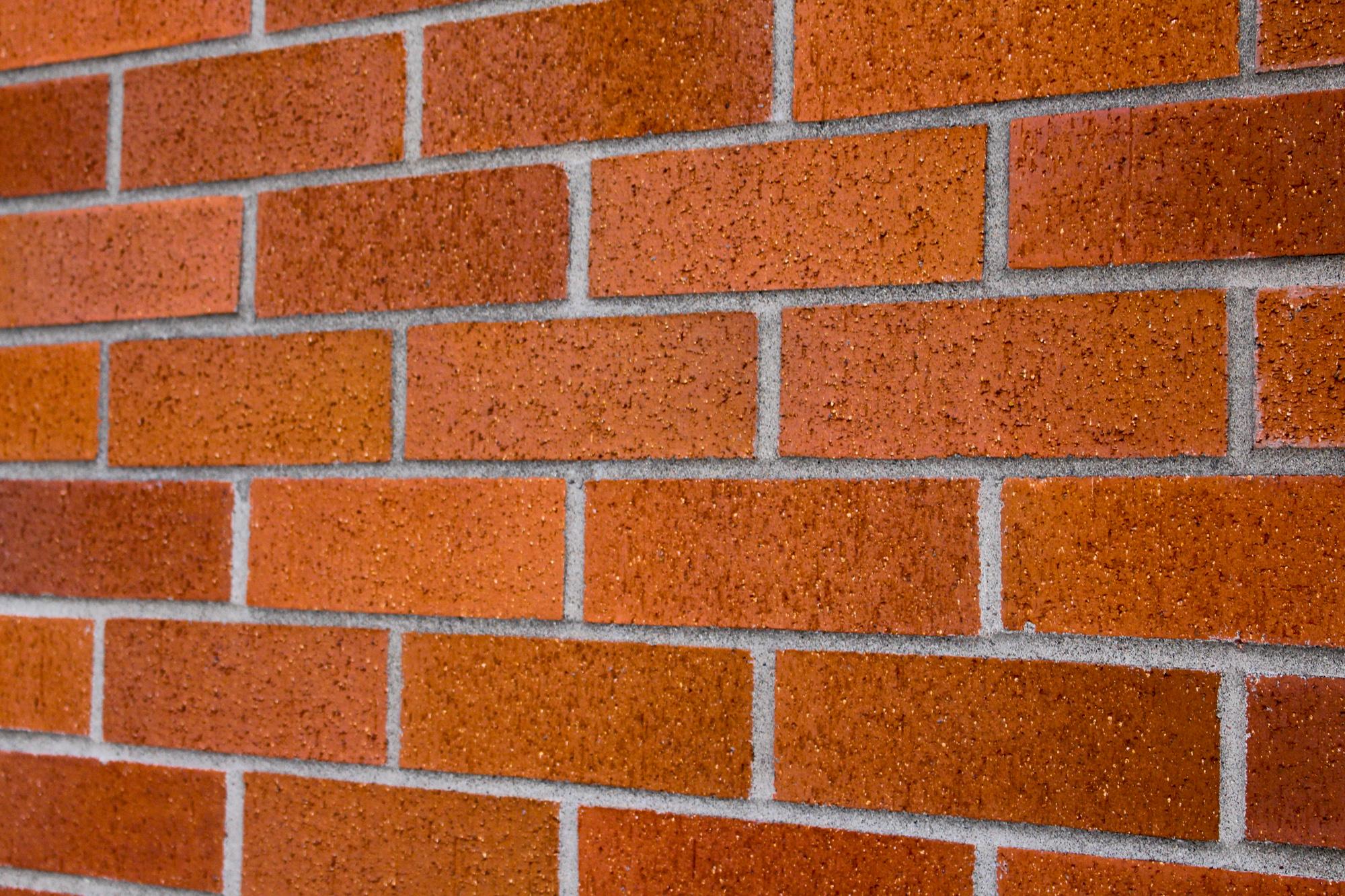 Clay brick ionstallation