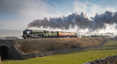 Tornado A1 Class Peppercorn 60163 Steam Locomotive