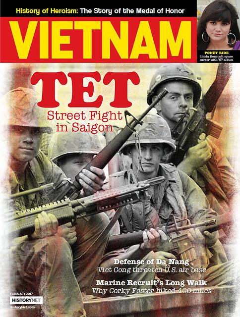 VIETNAM Magazine February 2017 (4) - TET - Street Fight in Saigon - TẾT, giao tranh trên đường phố tại Sài Gòn