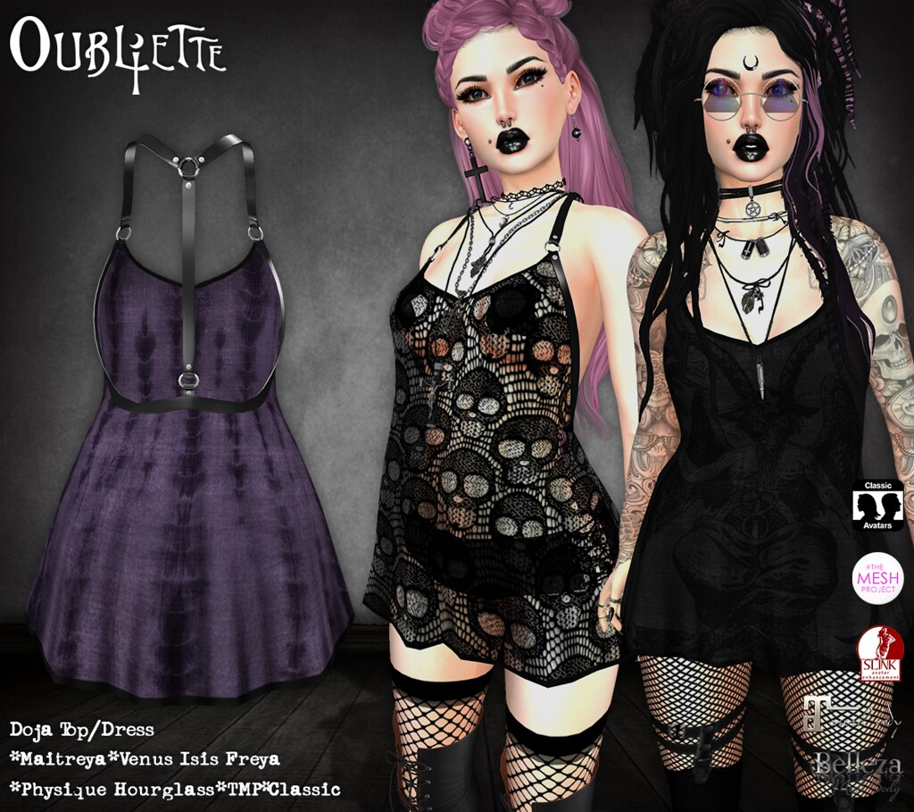Oubliette @ The Darkness Chamber Fair - SecondLifeHub.com