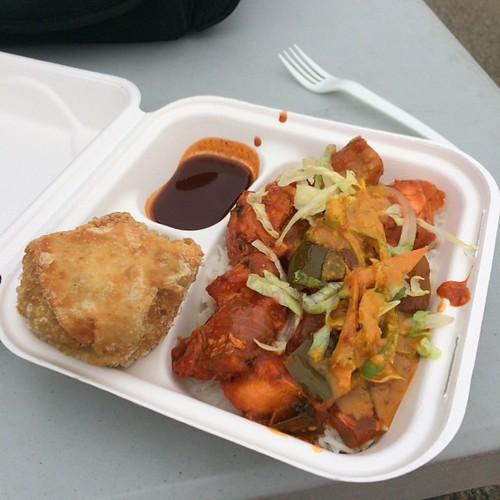 Chicken tikka Marsala #yegfood