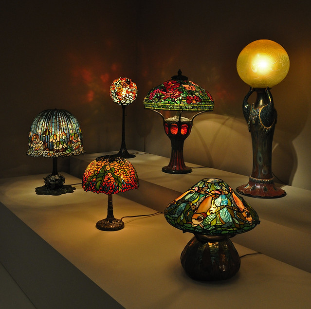 Tiffany Lamps (1)