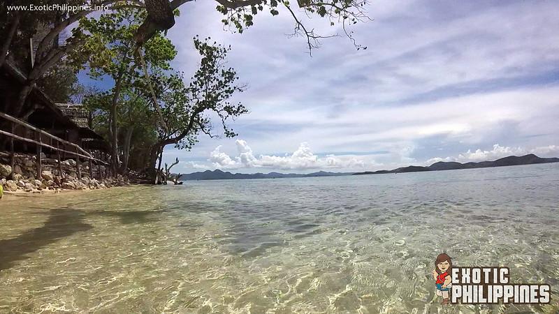 Banana Island Coron Palawan Exotic Philippines