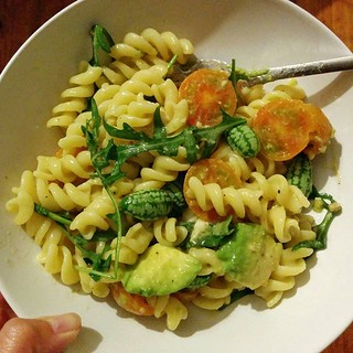 Pasta de l'hort / garden pasta