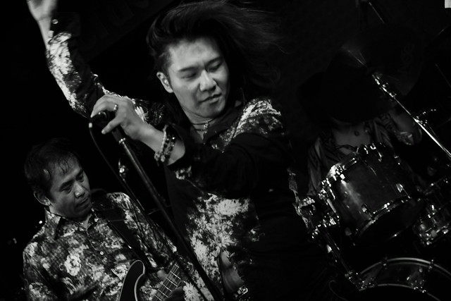 Molten Gold live at Crawdaddy Club, Tokyo, 12 Sep 2015. 110
