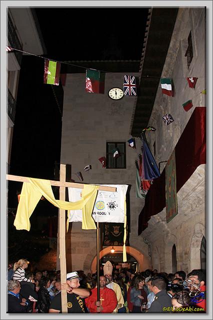 Jira campestre Entierro de San Roquín y subida de blusas (13)
