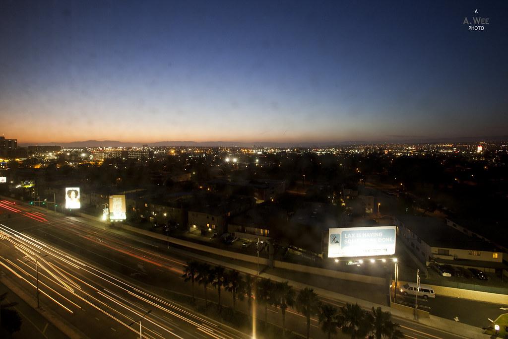 View of Century Boulevard