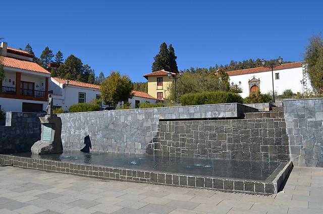 Plaza Doctor Pérez Cáceres Vilaflor, Tenerife