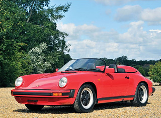 1989 Porsche 911 Speedster - RM Auction