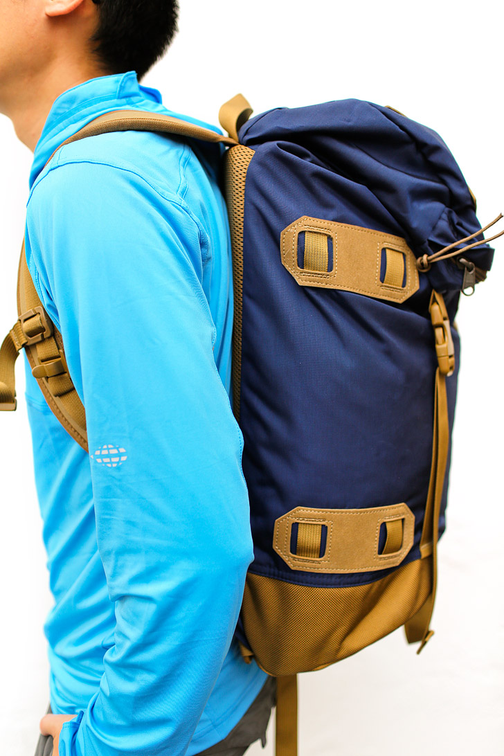 Our Tom Bihn Guide Pack Review.