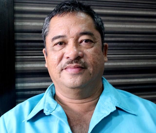 President Roxas Municipal Engineer Ramon G. Burgos