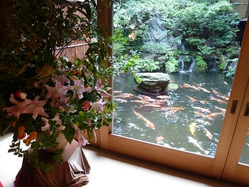 日本庭園 つきじ治作