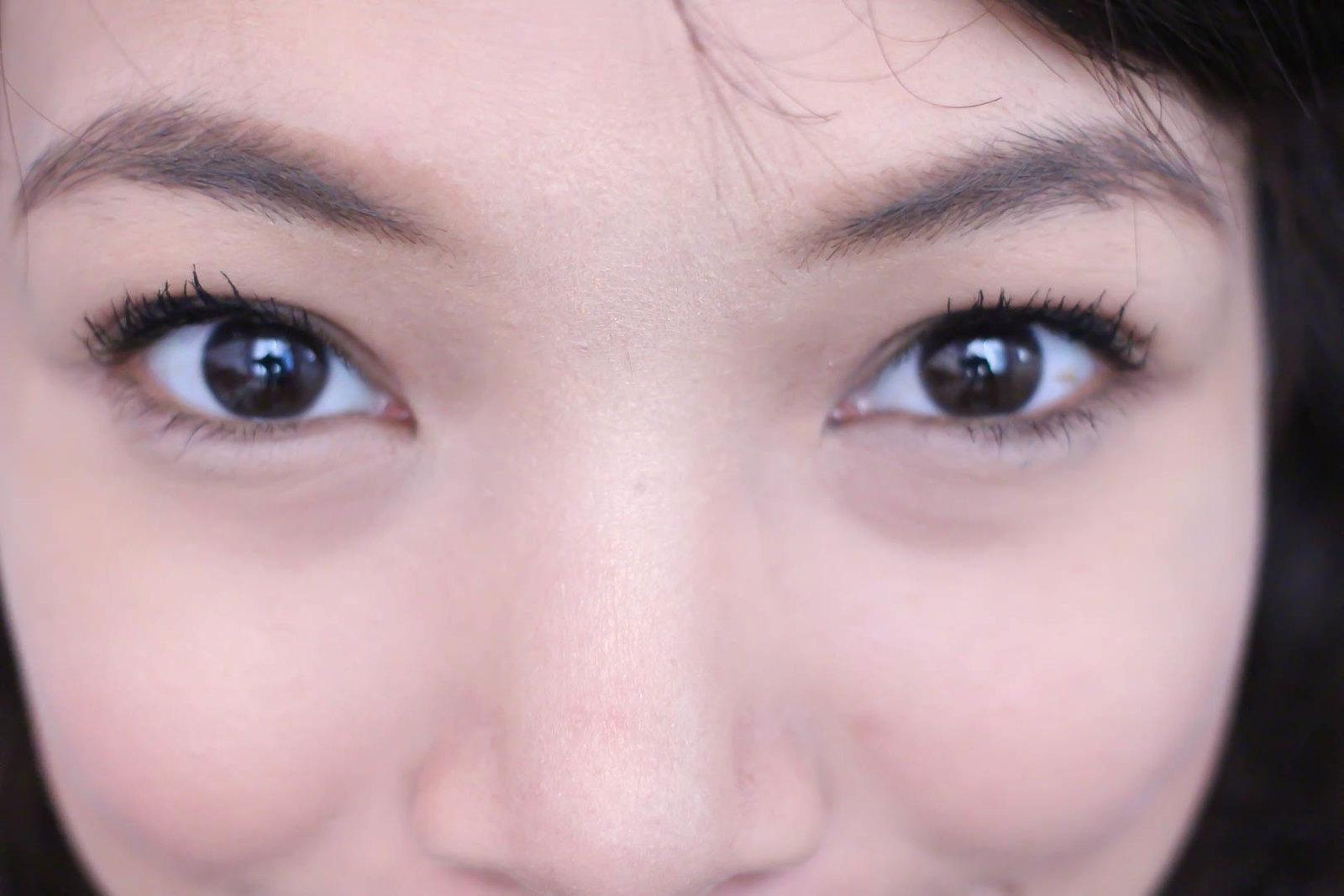 Loreal miss manga mascara false lash look