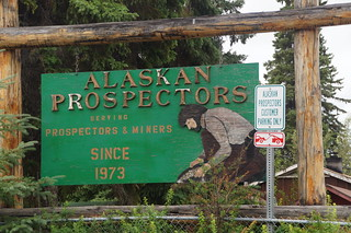 028 Into the wild locaties - Alaskan prospectors