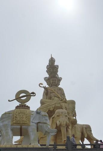 CH-Emeishan-jr2-Sommet d'or-Samantabhadra (9)